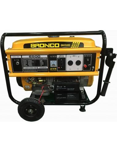 Bronco Gasoline Generator BN6500 5K.W - CHN