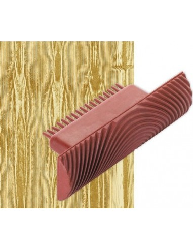 Wood Design Effect Roller 1345 - TURKEY