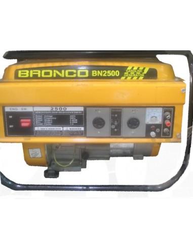 Bronco Gasoline Generator BN2500A 2K.W - CHN