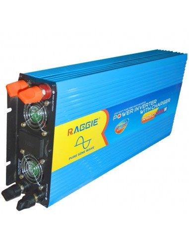 RGSC-2000 PURE SINE WAVE INVERTER WITH CHARGER 2000W