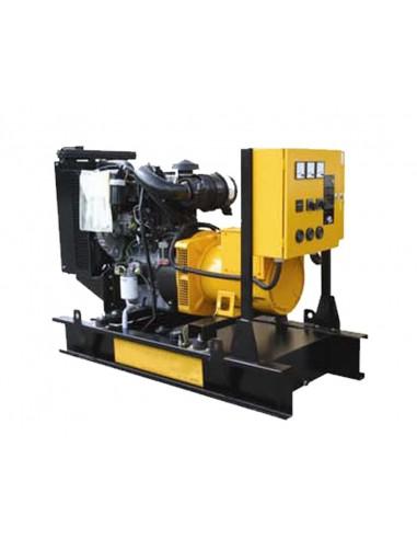 ماكينة مولد كهرباء كاتم PT20 انكليزي