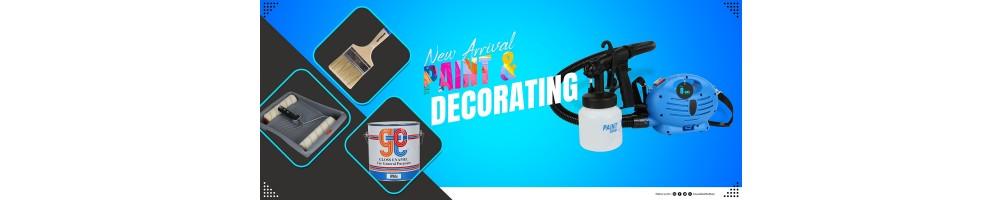 Paint & Decorating